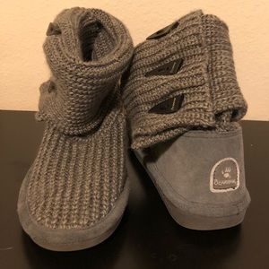 BearPaw Knit Boot